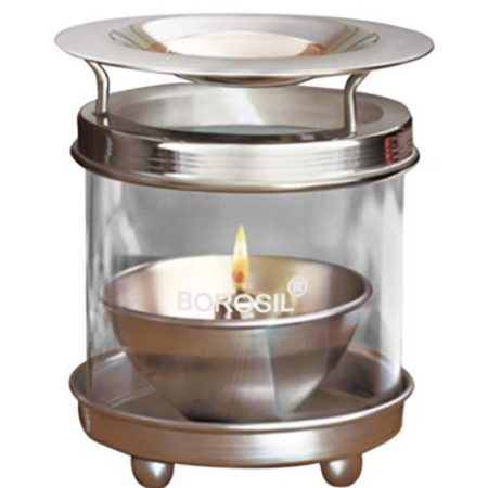 Borosil Diffuser Nickel (Medium)