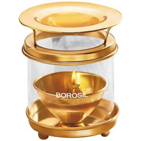 Borosil Diffuser Brass (Medium)