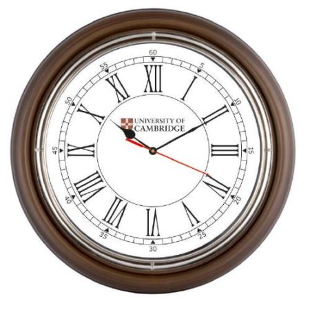 Antique Wooden Wall Clock1