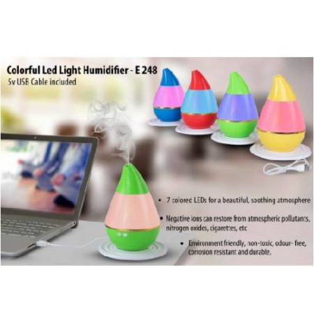 Colorful Led Light Humidifier