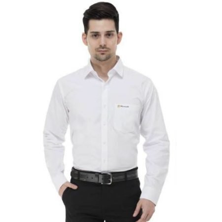 Cotton Business Shirt 1