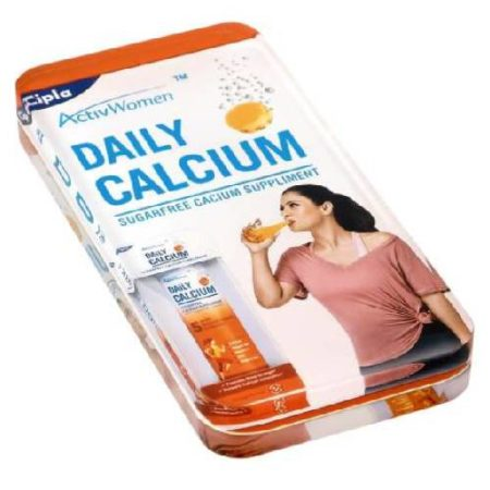 Daily Calcium Acrylic Paper Weight