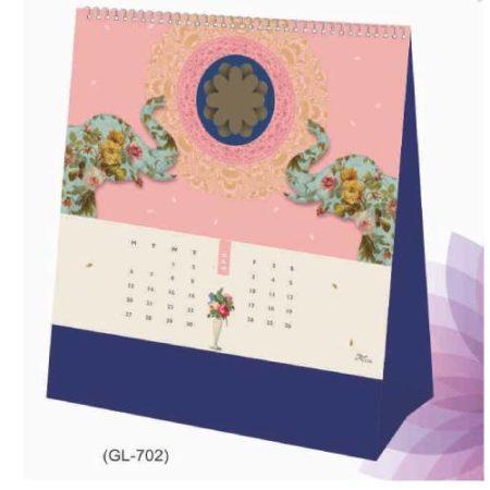 Exotica Table Calendar 2020