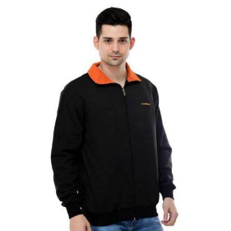 Full Zipper Collar Jacket 1