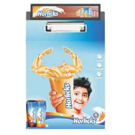 Horlicks Digital Print Clipboard