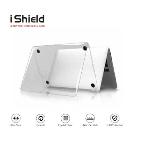 I-Shield Ultra thin Hard Shell Case