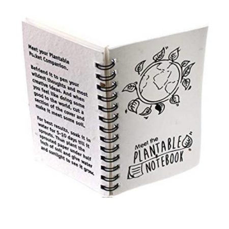 Mini Plantable Nootbook (A5-pages)