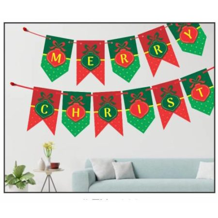 Socks Christmas Banner
