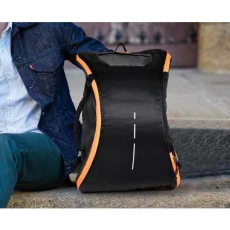360 Backpack inbuilt Power Bank