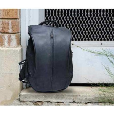 Curve Backpack Inbuilt Power Bank