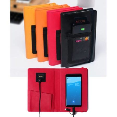 Pocket Diary Power Bank 5000mah