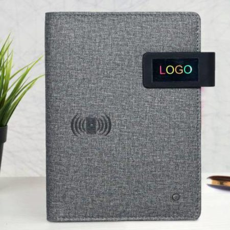 Wireless Power Bank Organizer Infinite