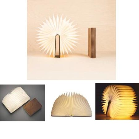 Book Lamp Bluetooth Speaker