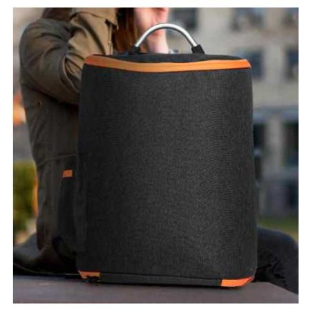 Smart Backpack Inbuilt Power Bank