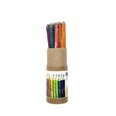 Plantable Mini Coloring Pencil (10pc)