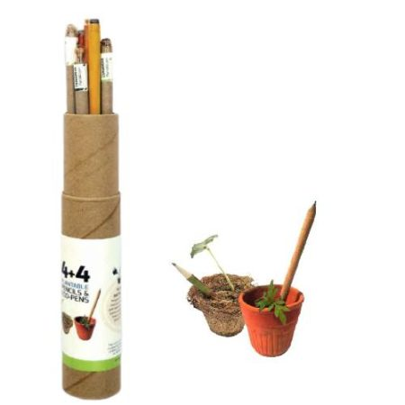 Plantable Paper Pen& Pencils Combo Set -3