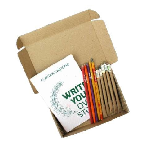 Plantable Stationery Box -1