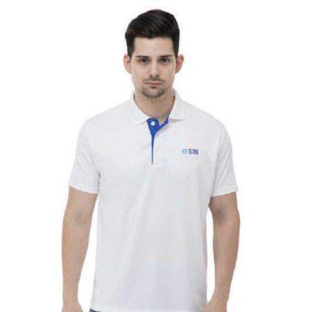 Polo Eco Plain collar Neck T-Shirt 22