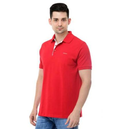 Poly Cotton Matte Polo T-Shirt 3