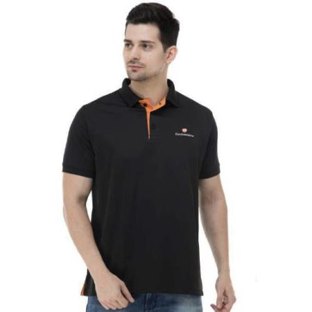 Range Polo collar Neck T-Shirt 1