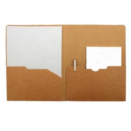 stationery Organisars (Kraft Folder)