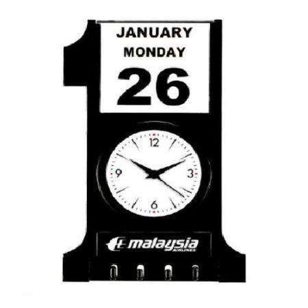 watch with calendar