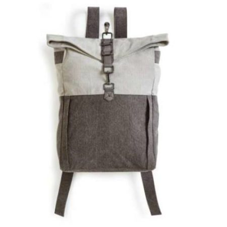 Backpack With double Front Pocket