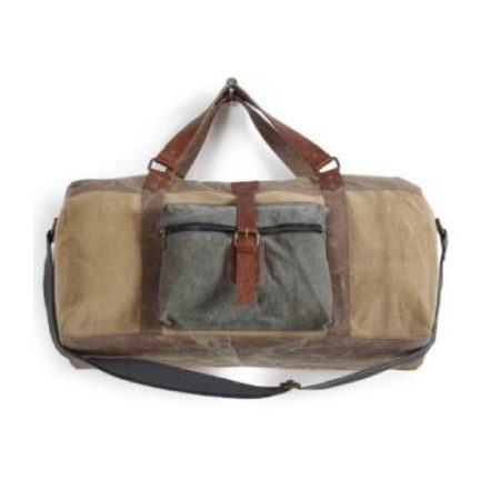 Duffle with Adjustable strap