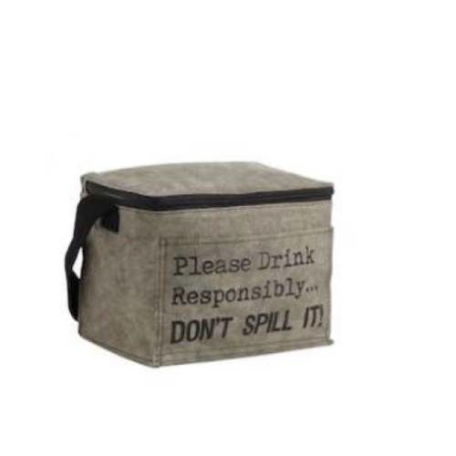 Responsible Wine Bag (small Cooler)