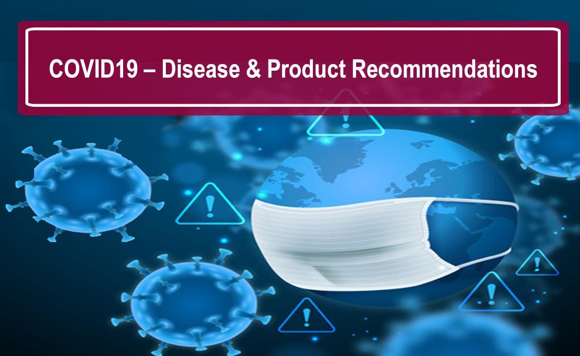 COVID 19 Disease and precautions